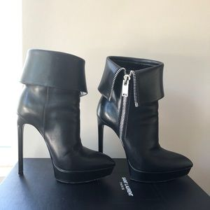 YSL boots size 6